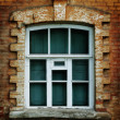 Vintage window - Foto de Stock