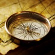 Compass — Stock Photo #9596515