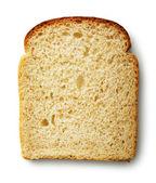 Slice of bread — Stock Photo