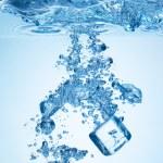 Ice cube — Stok fotoğraf