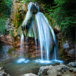 Natural Spring Waterfall — Foto Stock