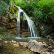 Natural Spring Waterfall — Stock Photo #9602147