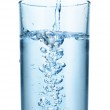 Glass isolated — Stock Photo