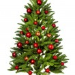 Christmas Tree and Gifts — Stock Photo #9602881