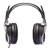 Headphones isolated on white — Stock Photo
