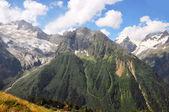In the mountains of kavkaz — Stock Photo