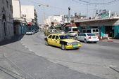 Redactioneel: Foto van stedelijke sloppenwijk in Palestina — Stockfoto