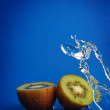 Drops around fruits — Stock Photo #9898481