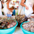Seafood market — Stock Photo #8028438