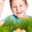 Easter egg hunt — Stock Photo #8855645