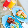 Delicious asian food — Stock Photo #9694105
