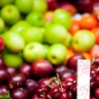 Fruits at market — Foto Stock