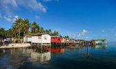Pueblo gitano del mar — Foto de Stock