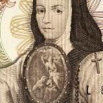 Juana Ines de la Cruz — Stock Photo