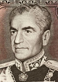 Reza Shah Pahlavi — Stock Photo