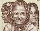 Eritrean Girls — Stock Photo