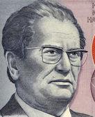 Josip Broz Tito — Stock Photo