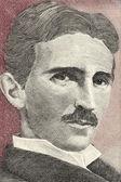 Nikola Tesla — Stock Photo
