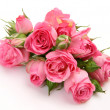 Bouquet of roses — Stock Photo #10045000