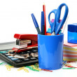 Office accessories - Foto de Stock
