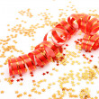 Streamer and ornaments — Stock Photo #10045835