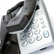 Telephone set — Stockfoto