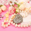 Wedding accessories — Stockfoto #10169798