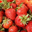 Stock Photo: Fresh strawberry