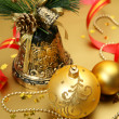 Christmas ornaments — Stockfoto #10478870