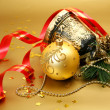 Christmas Ornament — Stockfoto #10478876