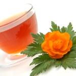 Mug with tea — Stock Photo #9745978