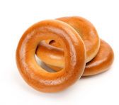 Appetizing bagels — Stock Photo
