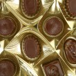 Foto Stock: Chocolates