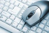 Počítačová myš — Stock fotografie