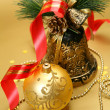 Christmas ornaments — Stockfoto #9870253
