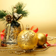 Christmas ornaments — Stockfoto #9870416