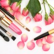 Decoratieve cosmetica — Stockfoto