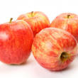 Ripe apples — Stock Photo