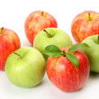 Ripe apples — Stock Photo #9918106