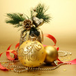New Year's ornaments - Foto de Stock