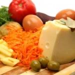 Fresh vegetables — Stock Photo
