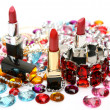 Decorative cosmetics — Foto de Stock