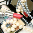 Decorative cosmetics - Stock Photo