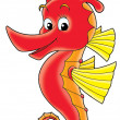 Sea horse - Stock Photo