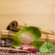 Japanese still life — Stock Photo
