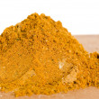 Stock Photo: Curry spice