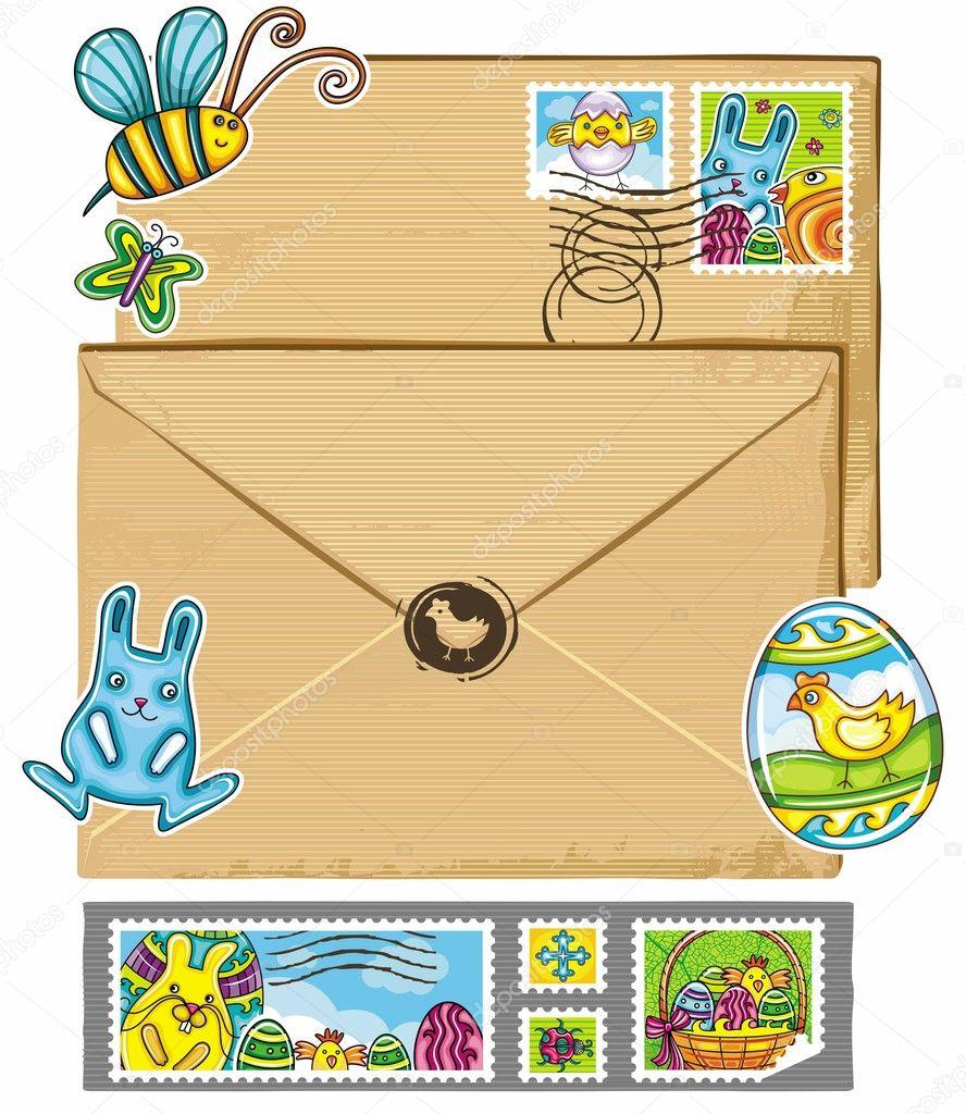 köpa kuvert och frimärken