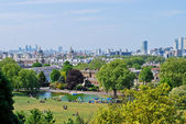 Greenwich park, London — Stock Photo