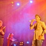 "Christian rock band ""Briksa and Friends"" — Stock Photo #10674410"
