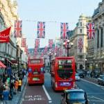 Oxford Street, London — Stock Photo #9893245